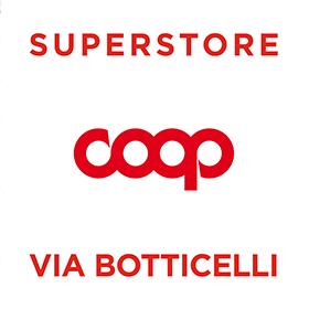 Superstore Coop Botticelli